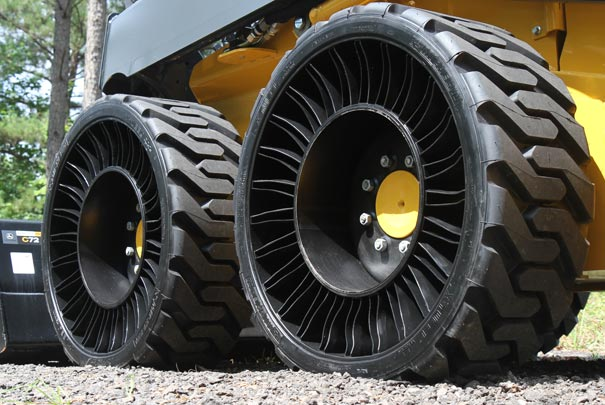 michelin tweel airless tires production starts will motorcycles get them autoevolution. Black Bedroom Furniture Sets. Home Design Ideas