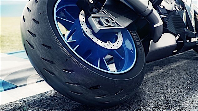 michelin unveils new power rs sport tires autoevolution. Black Bedroom Furniture Sets. Home Design Ideas
