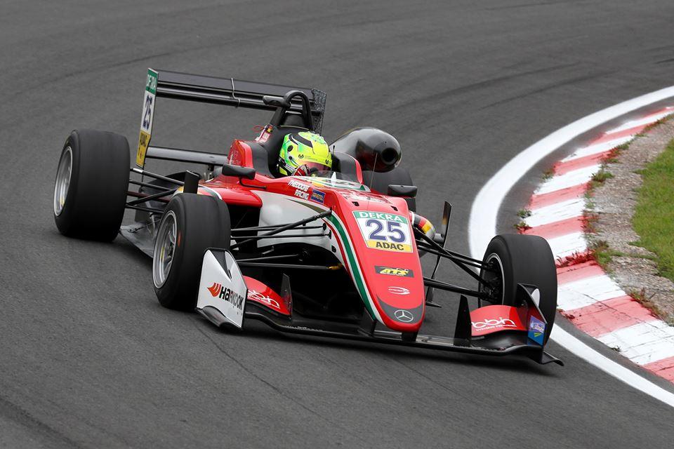 Mick Schumacher Drives Father S F Car At Spa