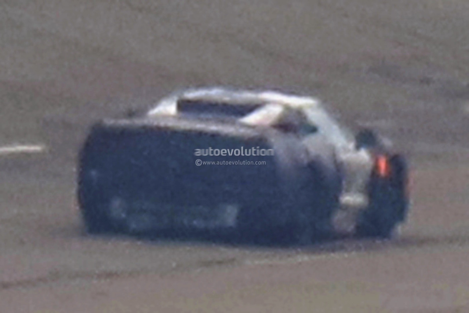Mid Engine 2019 Chevrolet Corvette C8 Spied At Gm