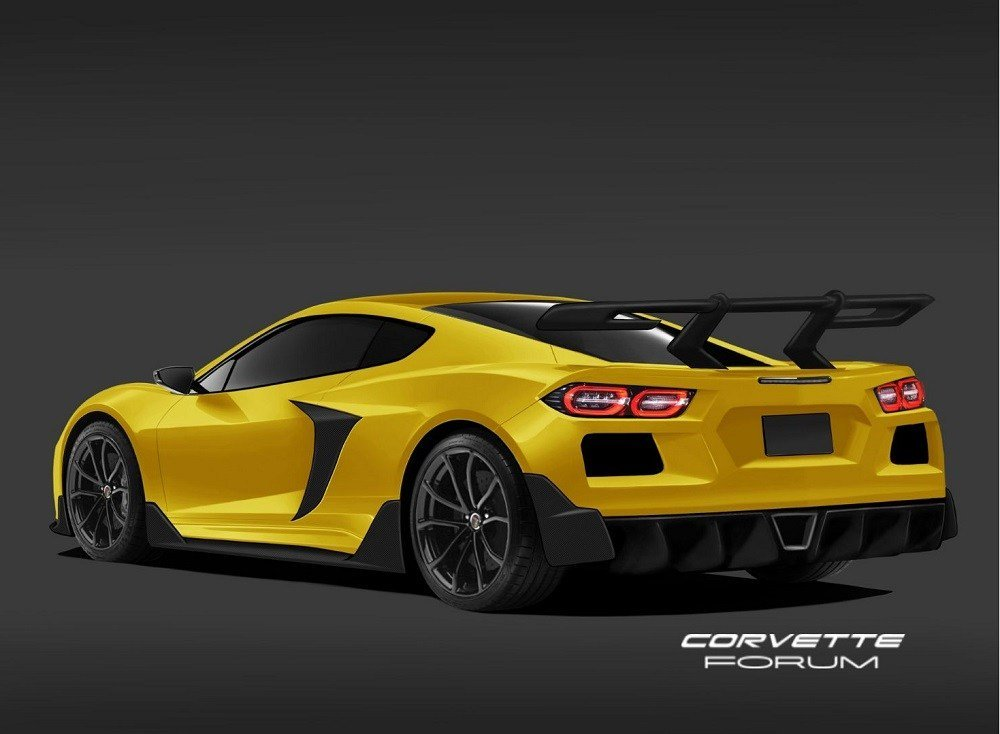 mid-engined c8 corvette zr1 is the stuff of dreams