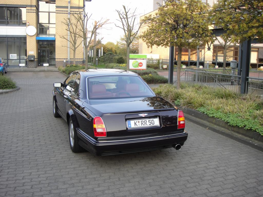 Mike Tyson S Bentley Continental T Up For Sale In Germany