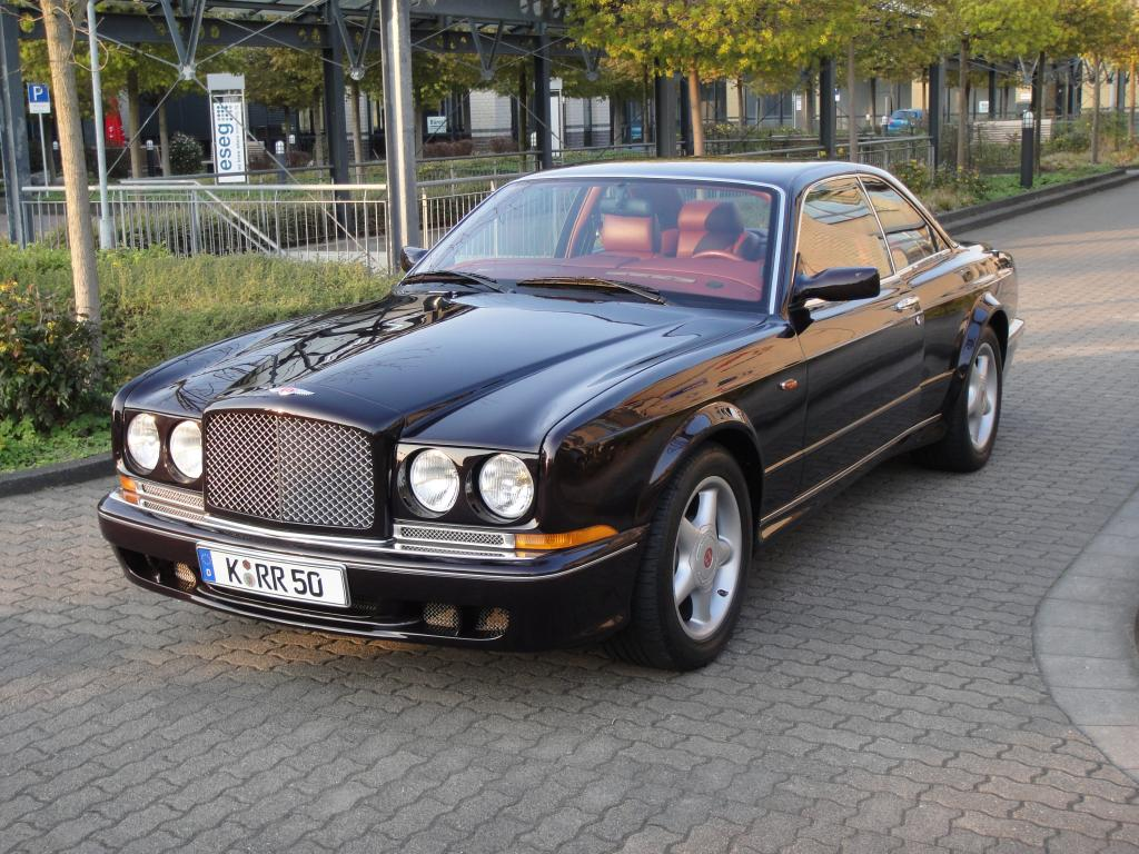 Mike Tyson's Bentley Continental T up for Sale in Germany ...