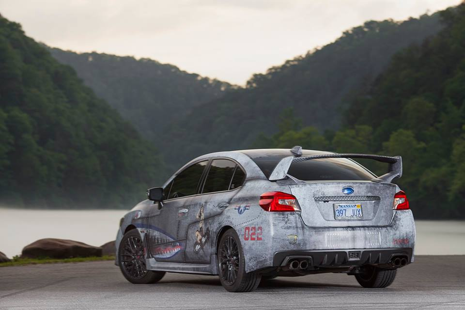 2014 Subaru Wrx Sti Hatchback >> 2018 Subaru Impreza WRX STI Rendered as a Hatchback - autoevolution