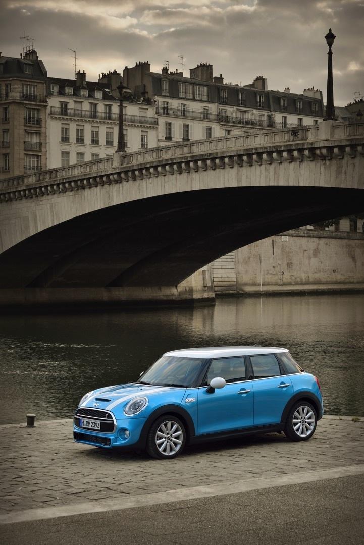 Mini at the paris motor show 2014 autoevolution - Paris motor show ...