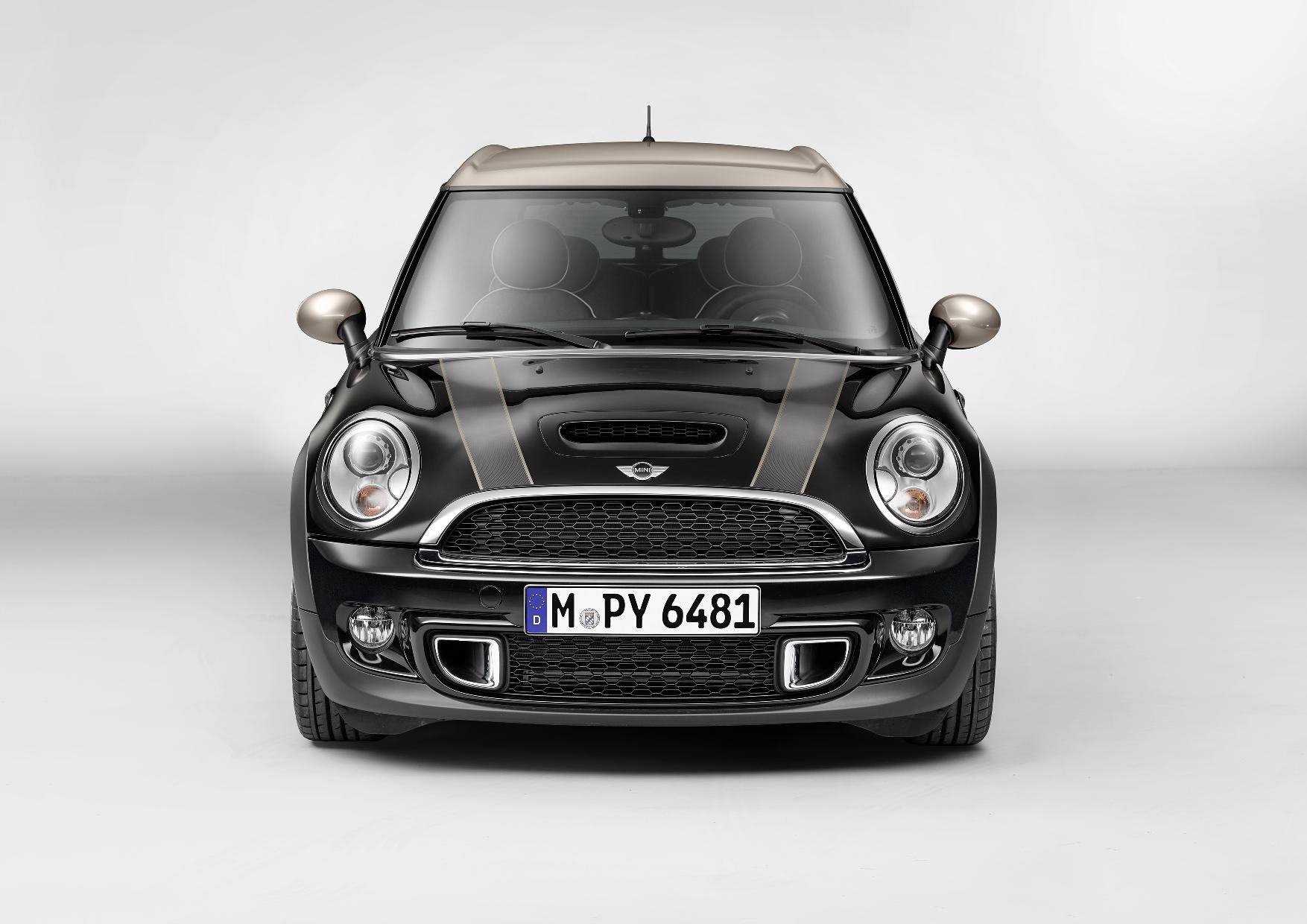 Mini Cooper Models >> MINI Clubman Bond Street Special Edition - autoevolution
