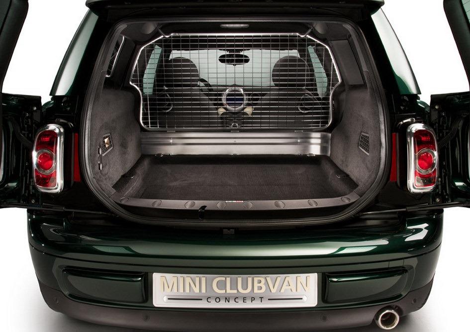 Mini Clubvan Concept Unveiled Autoevolution