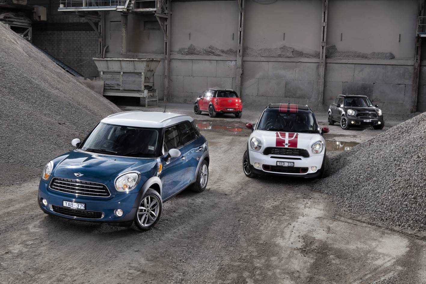 mini cooper s countryman test drive by car advice. Black Bedroom Furniture Sets. Home Design Ideas