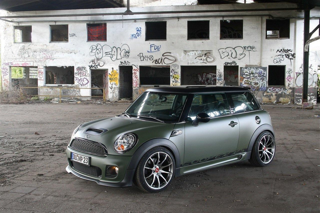 mini cooper s gets nowack motors steroids autoevolution. Black Bedroom Furniture Sets. Home Design Ideas