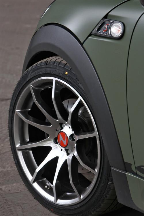 MINI Cooper S Gets Nowack Motors Steroids - autoevolution