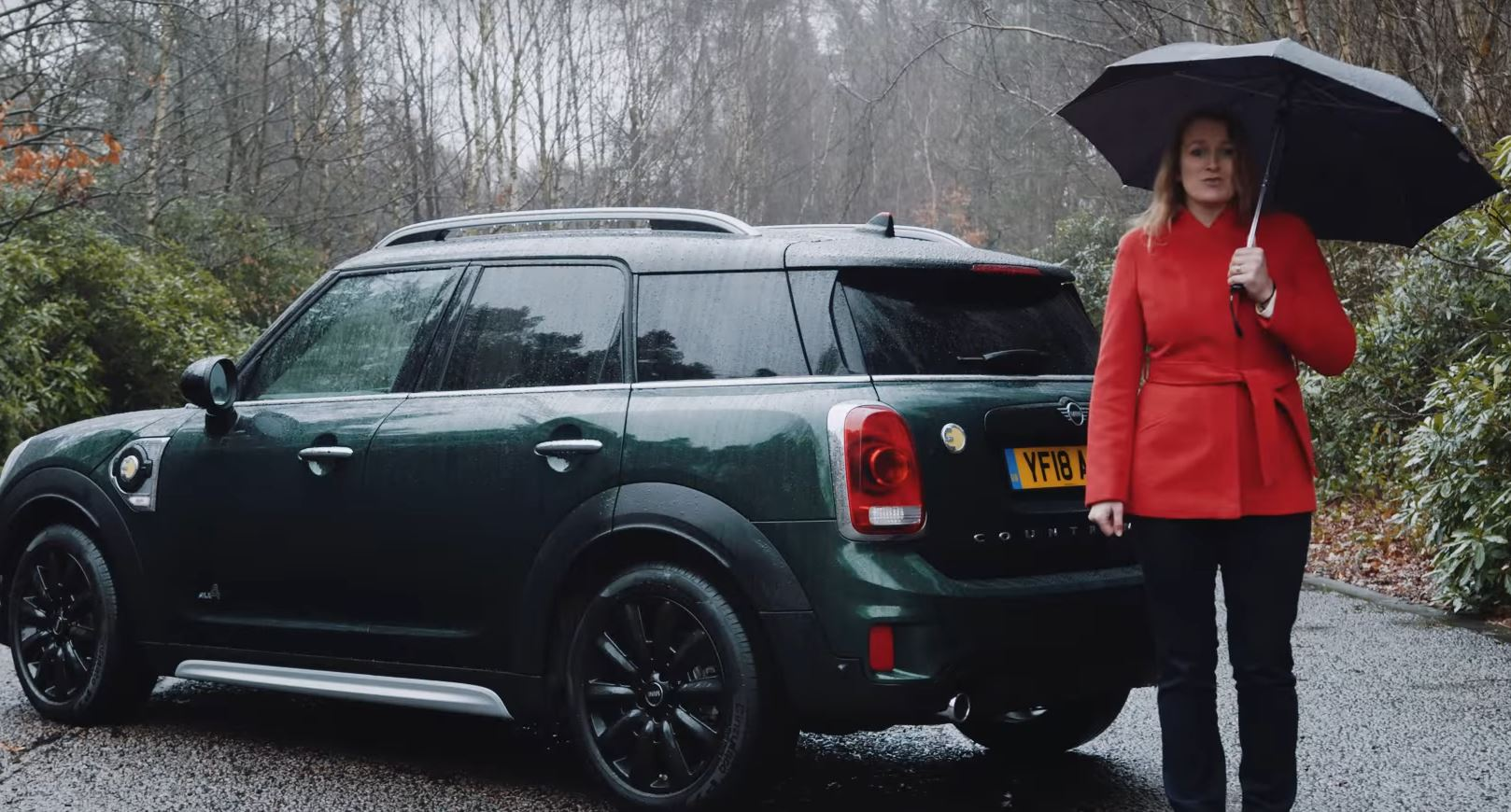 Europcar Announces Mini Countryman For Car Hire Autoevolution