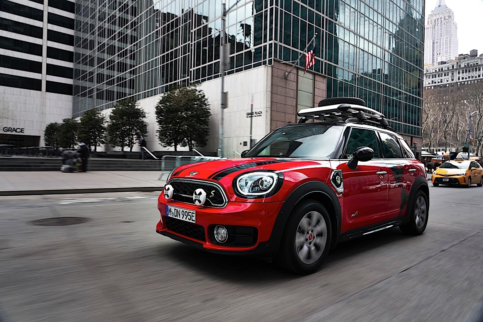 Mini mini cooper crossover : Jeep Plans Crossover to Challenge the Mini Countryman - autoevolution