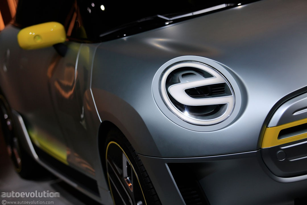 Mini Electric Concept Is Proof The Carmaker Can Adapt To