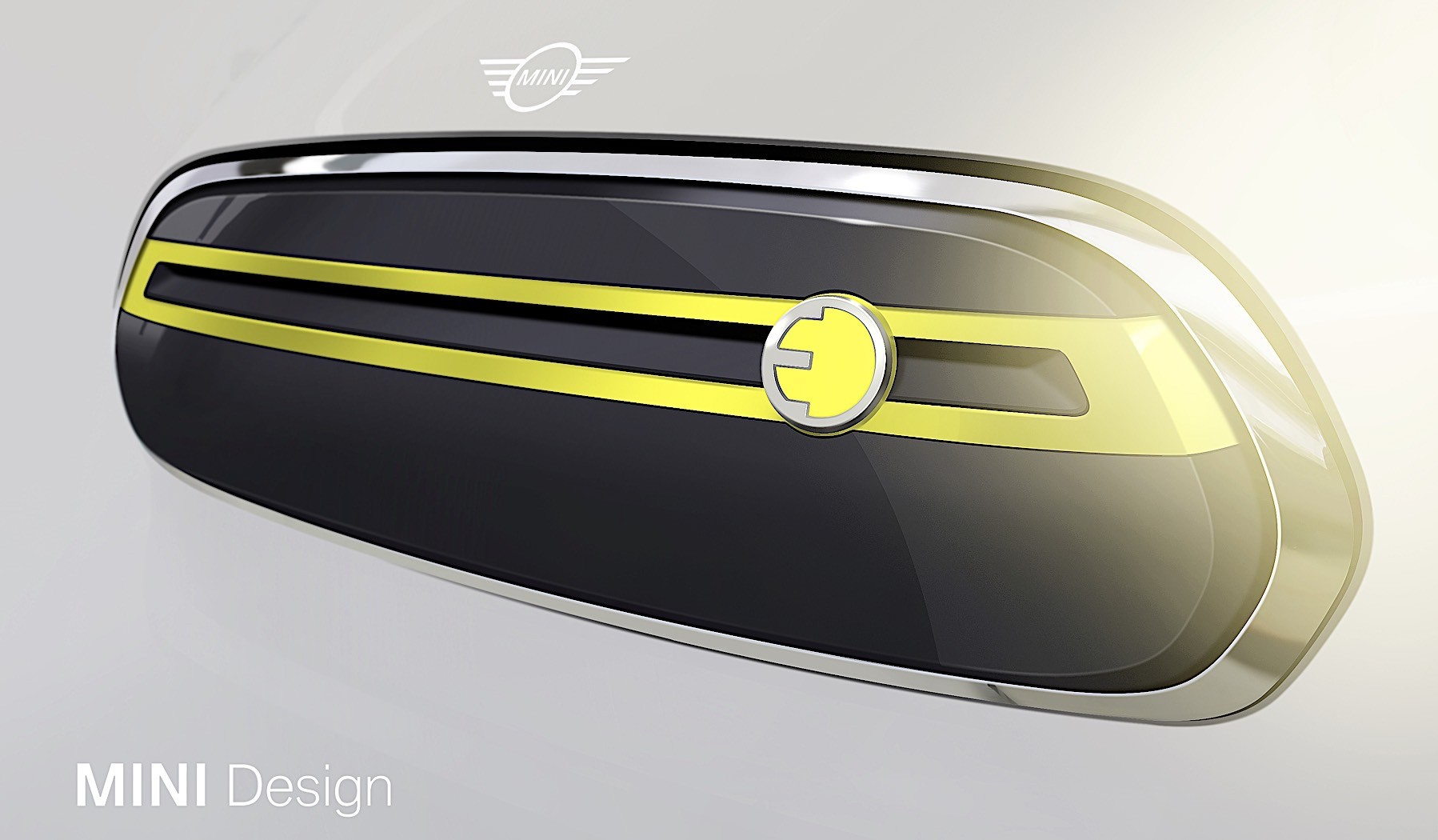 MINI teases design sketches for production EV