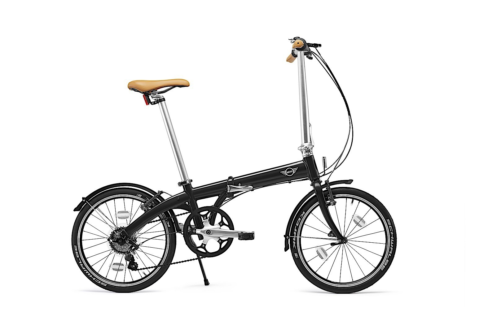 Mini Gets Ready For Sunny Days With New Folding Bike