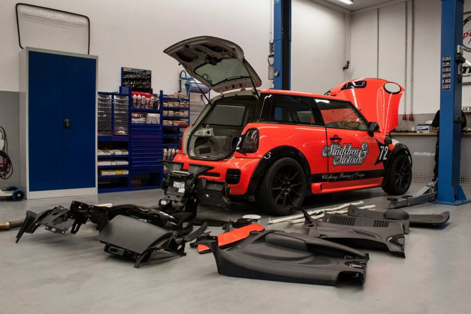 MINI JCW Hatch Gets DSG Gearbox and Audi Engine ...