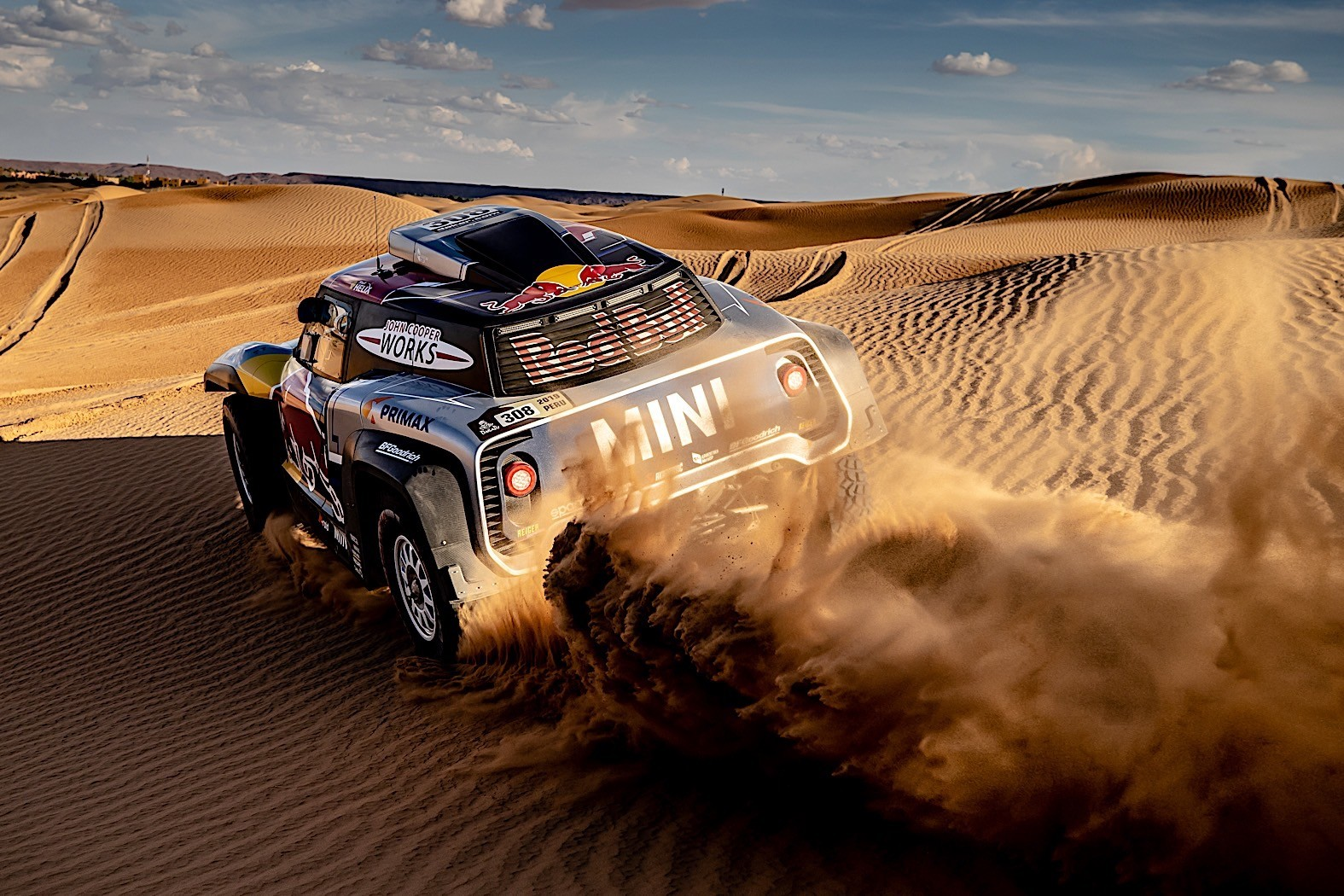Mini John Cooper Works Buggies Get Ready For Dakar With Former