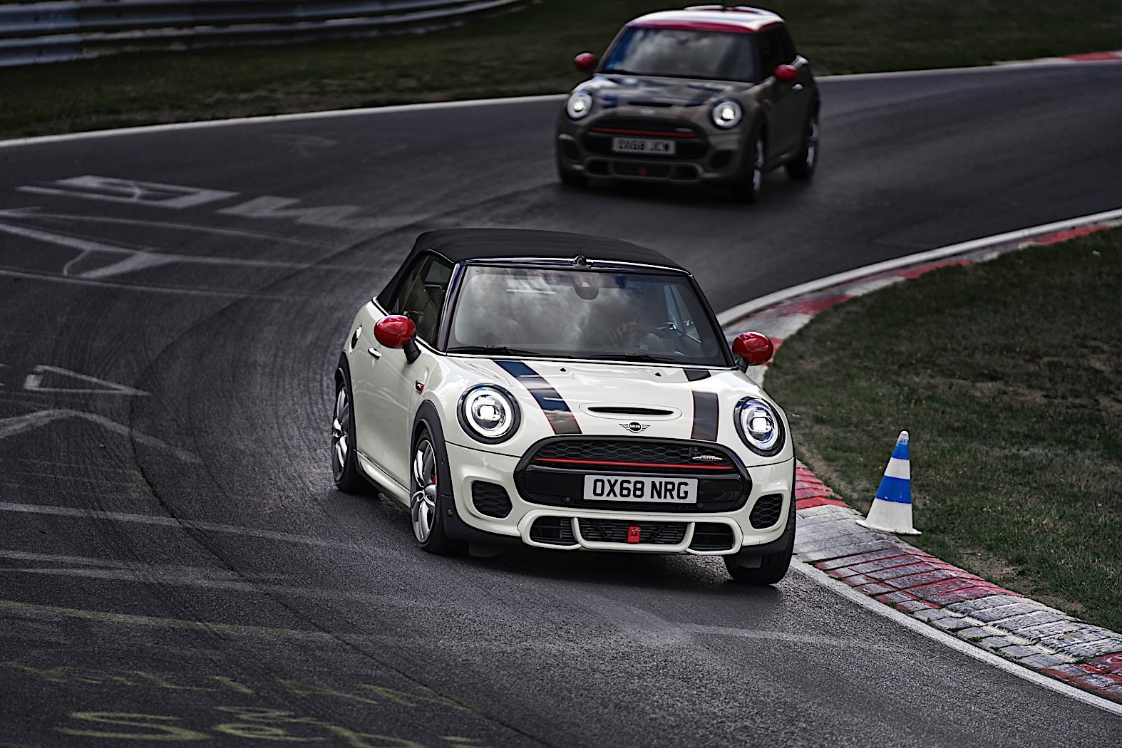 Mini John Cooper Works Comes Back As Euro 6d Temp Compliant Car From