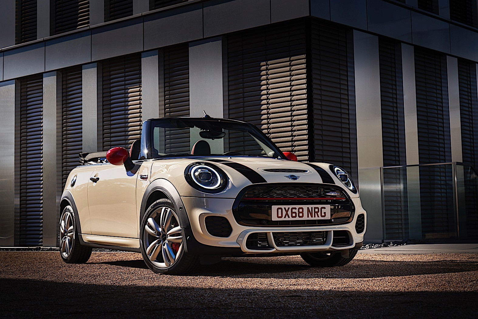 Mini John Cooper Works Comes Back As Euro D Temp Compliant Car From March