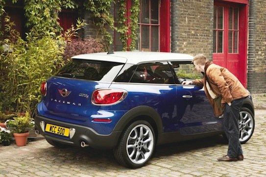 Mini Paceman Countryman Coupe Leaked Photos Autoevolution