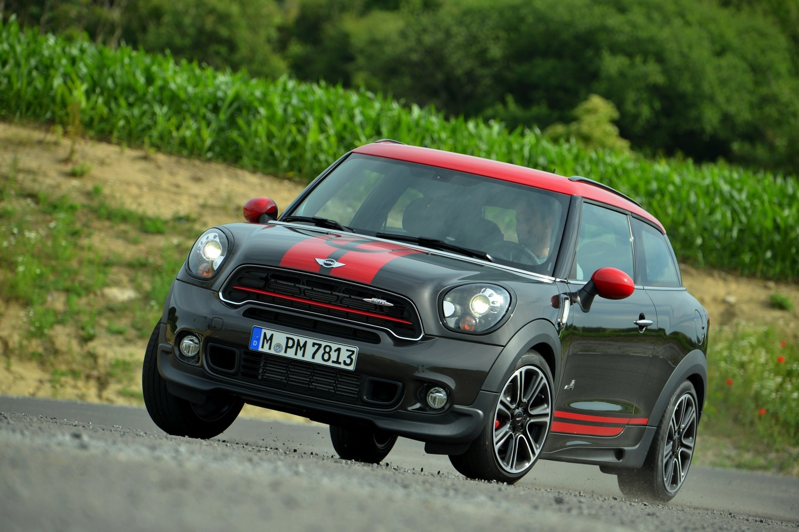 2015 mini jcw paceman all4 tested why we re having second. Black Bedroom Furniture Sets. Home Design Ideas