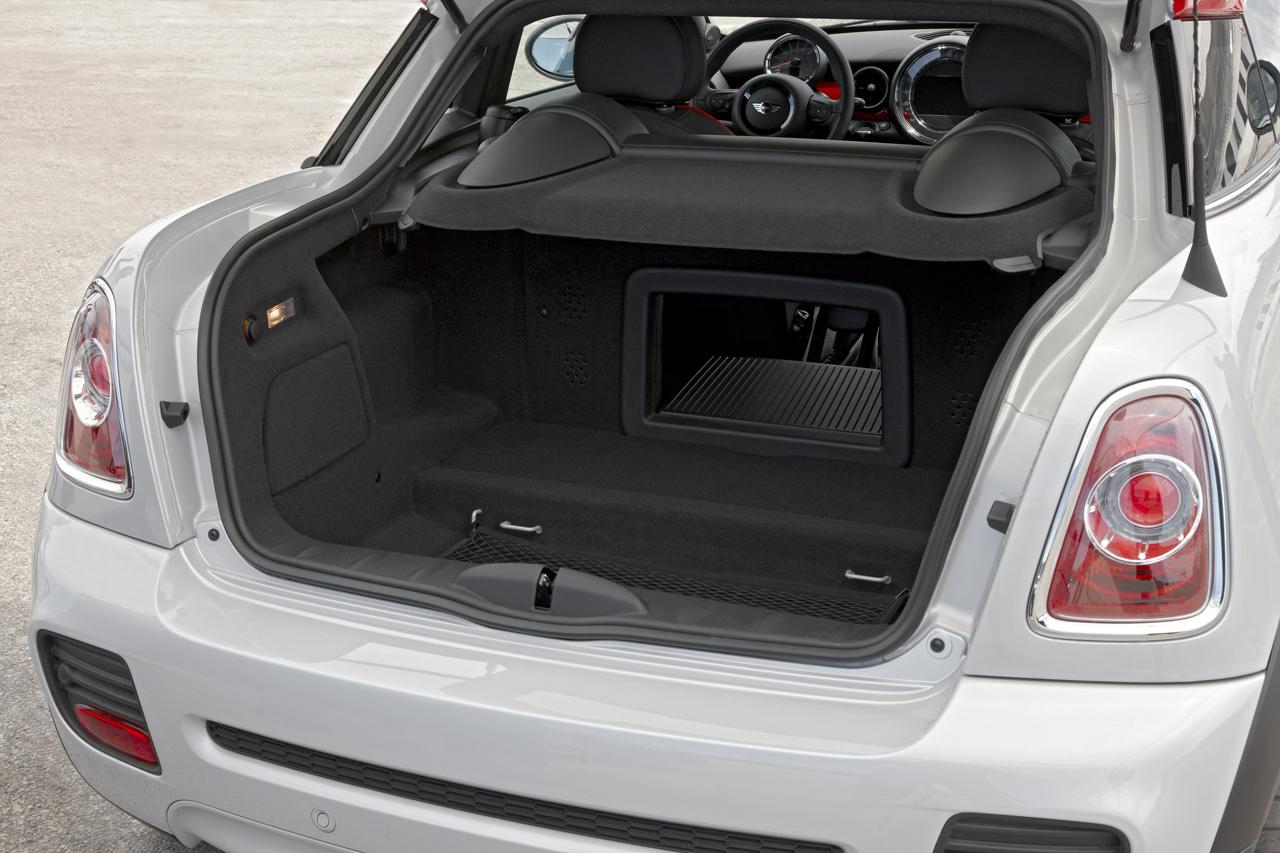 mini reveals sporty 2012 cooper coupe image gallery autoevolution. Black Bedroom Furniture Sets. Home Design Ideas