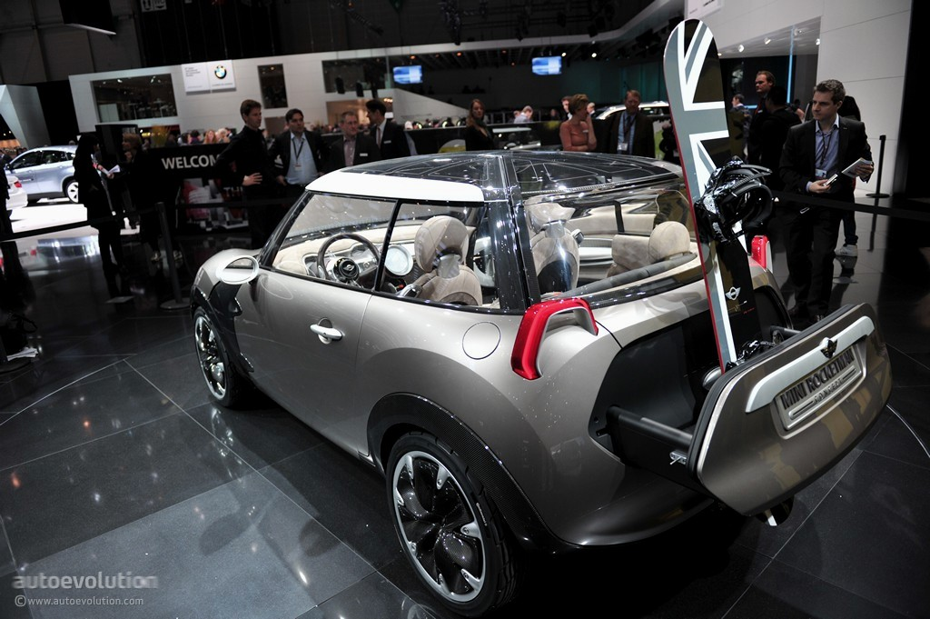 mini rocketman and bmw i1 expected by 2020