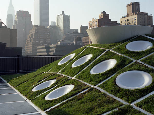 Mini showcase creative use of rooftop space for Creative use of space
