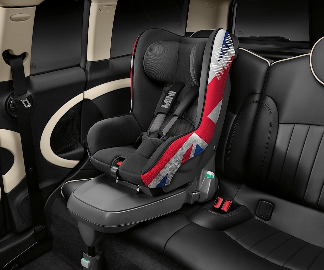 Mini To Launch New Child Seats At Frankfurt