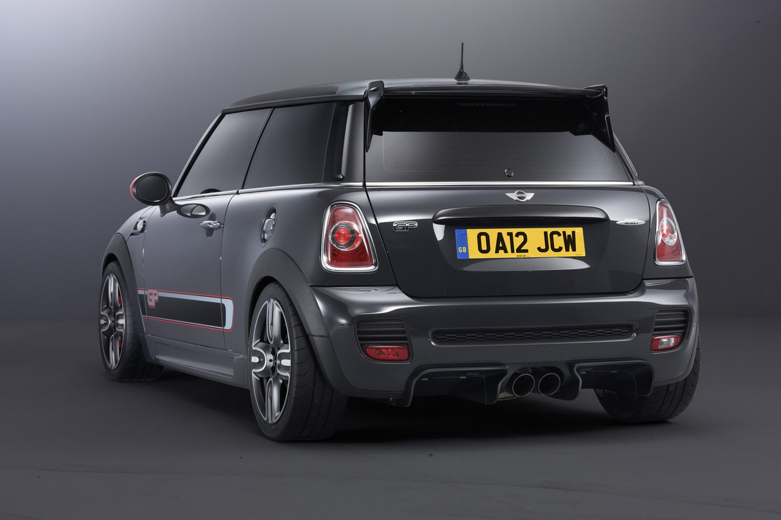 mini unveils new john cooper works gp autoevolution. Black Bedroom Furniture Sets. Home Design Ideas