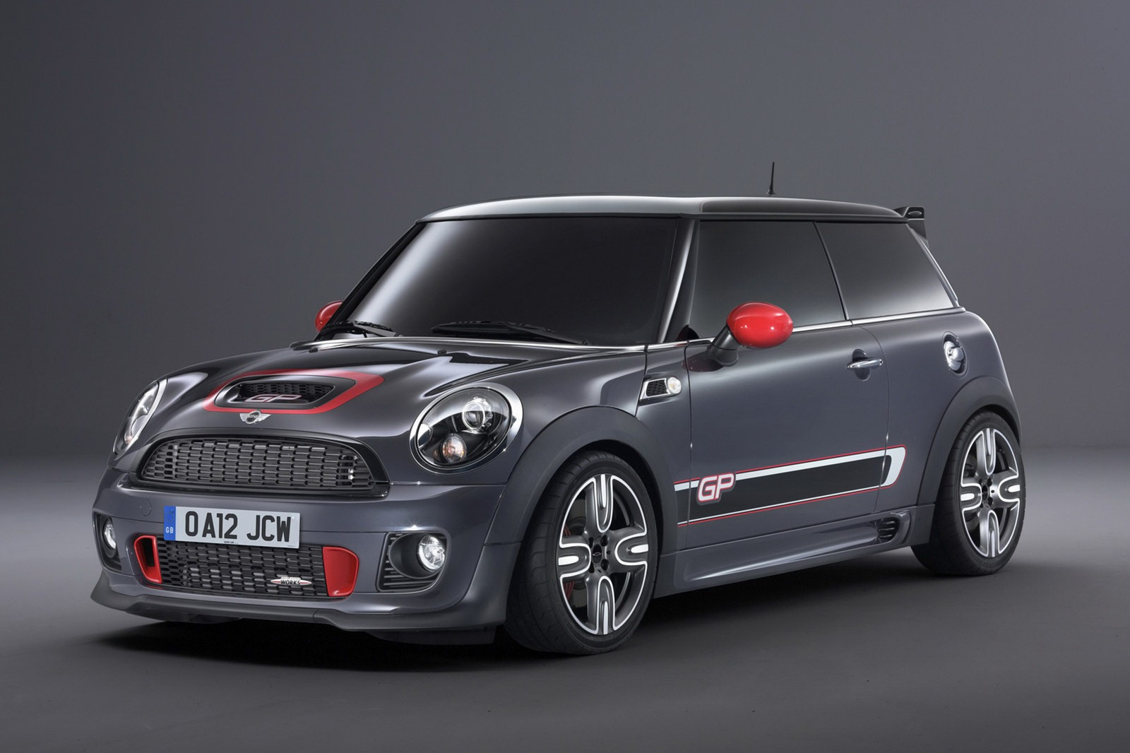 2017 Mini John Cooper Works Gp