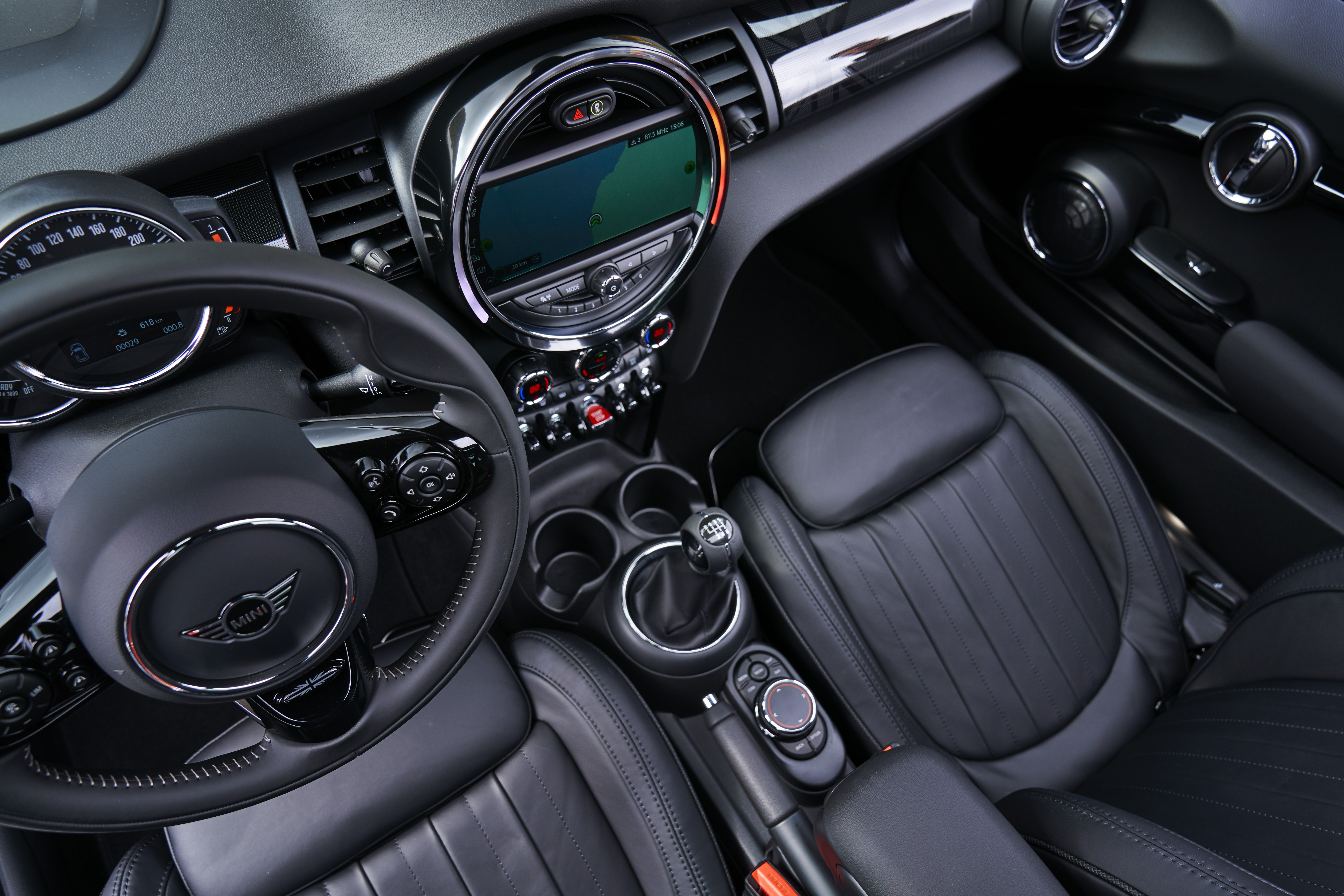 MINI Updates Entire Range With Gasoline Particulate Filter