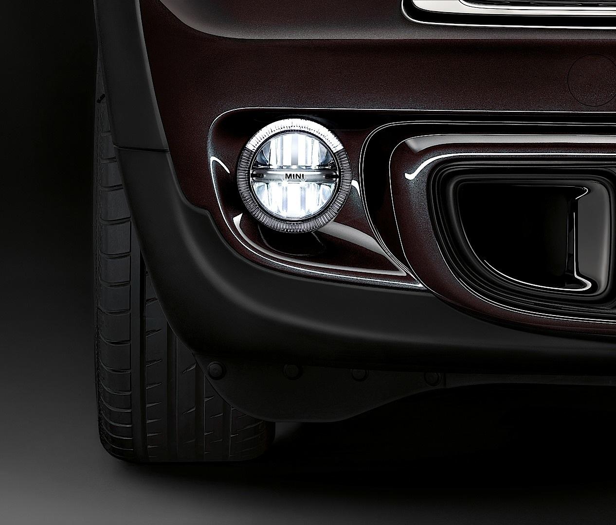 mini will introduce retrofit xenon headlamps at 2013 iaa. Black Bedroom Furniture Sets. Home Design Ideas
