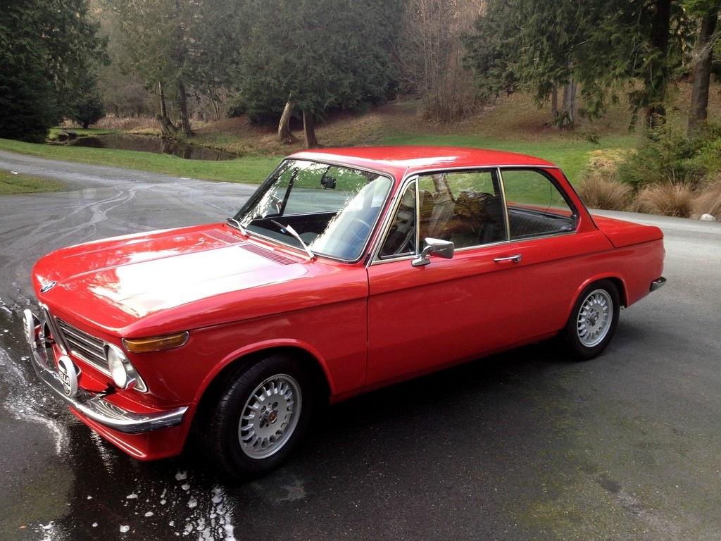Mint 1971 Bmw 2002 With Lsd Up For Grabs In Langley