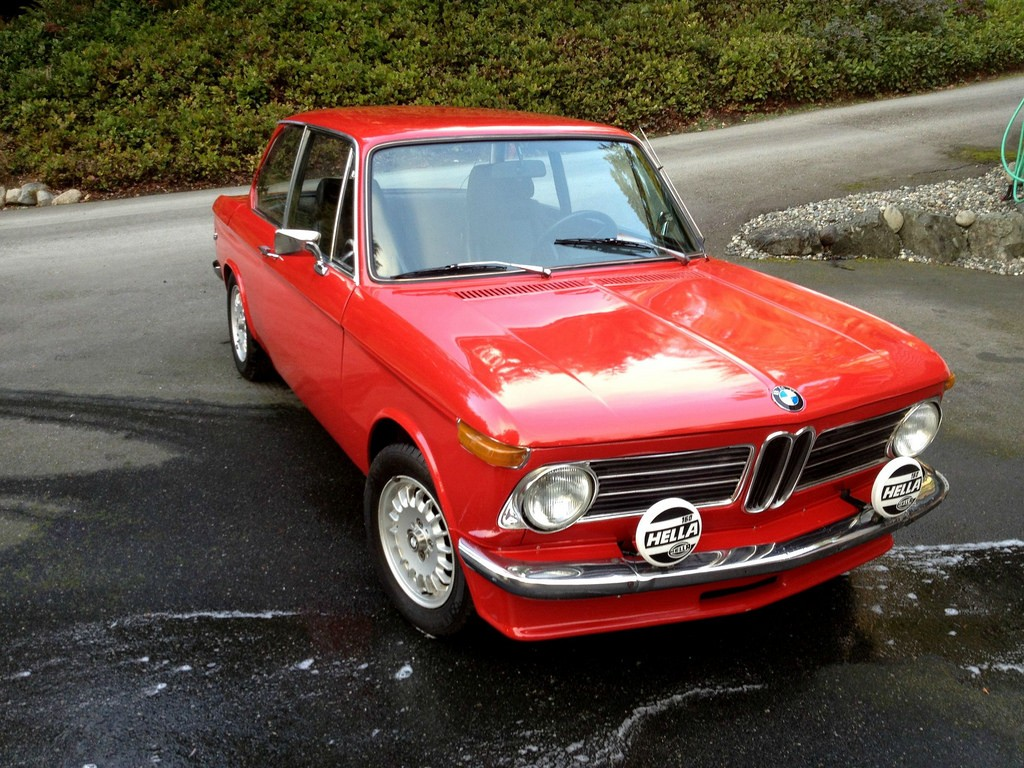 Mint BMW With LSD Up For Grabs In Langley Washington - 1971 bmw 2002