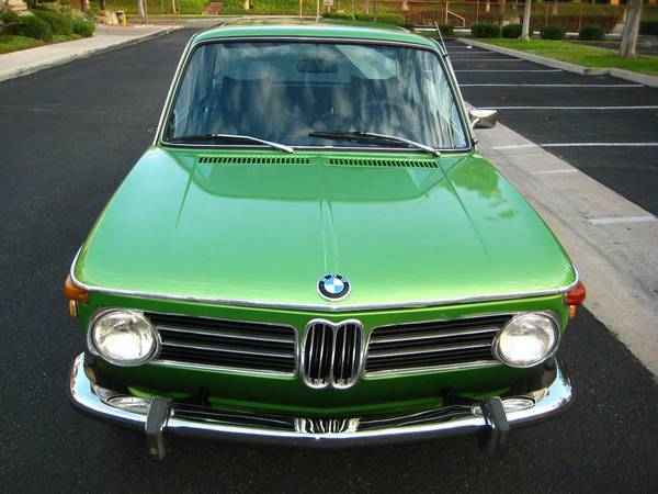 mint 1973 bmw 2002tii for sale in south carolina for. Black Bedroom Furniture Sets. Home Design Ideas