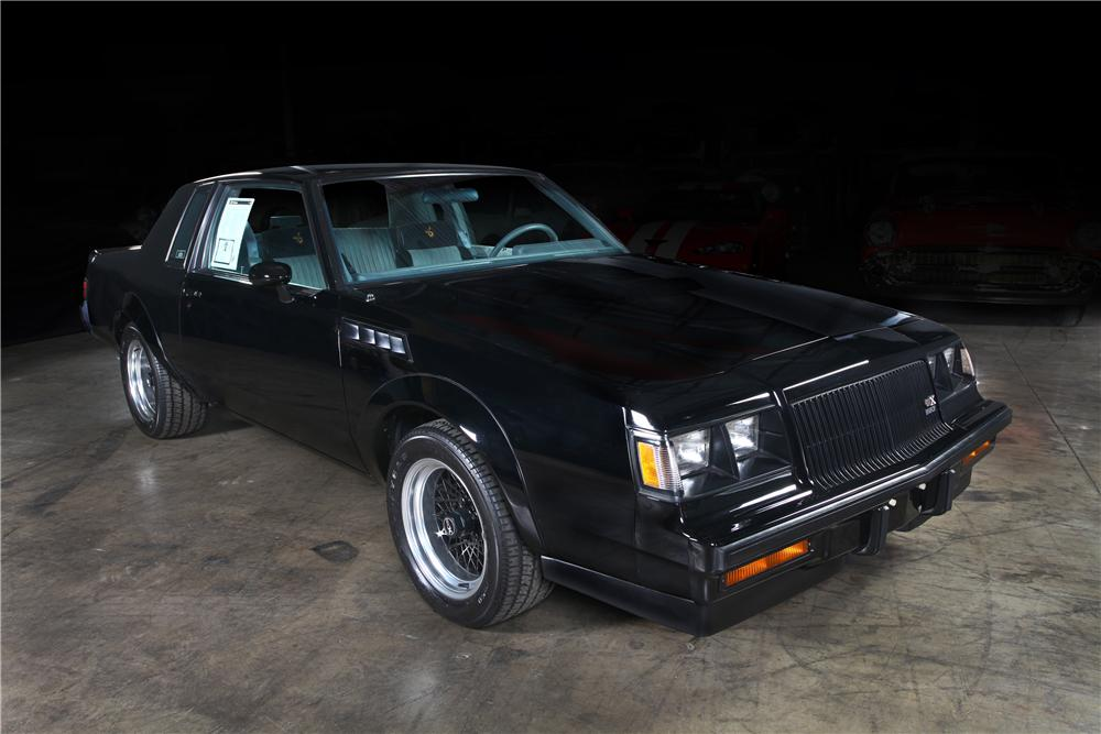 Buick Grand National 2016 >> Mint 1987 Buick GNX Sells for $106,000 - autoevolution