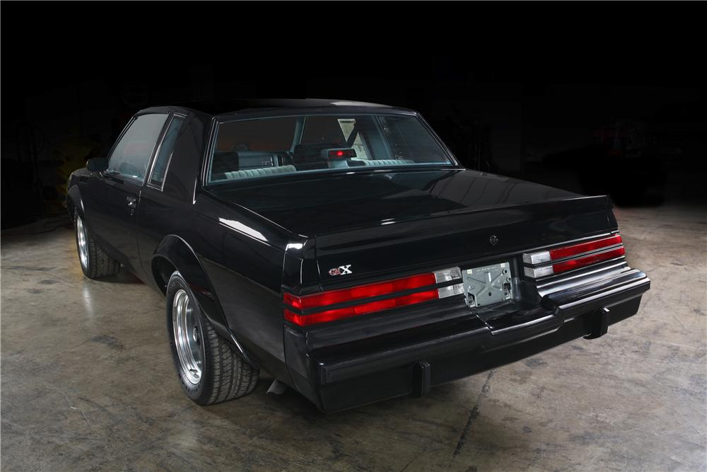 Mint 1987 Buick GNX Sells for $106,000 - autoevolution