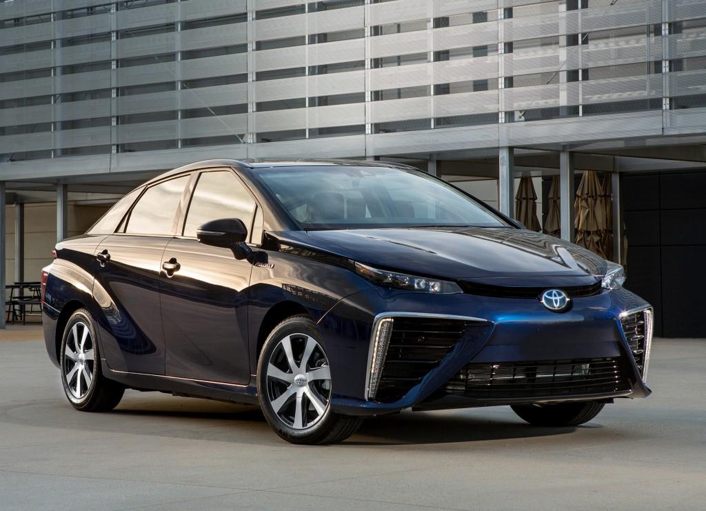 2017 Toyota Mirai >> 2017 Toyota Mirai Retains MY 2016 Pricing, Adds New ...