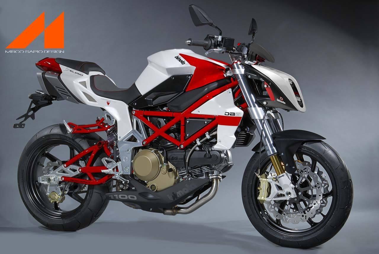 Mirco Sapio Design Custom Headlight Adds Infinite Evil to Any Bike ... for Bike Headlight Design  104xkb