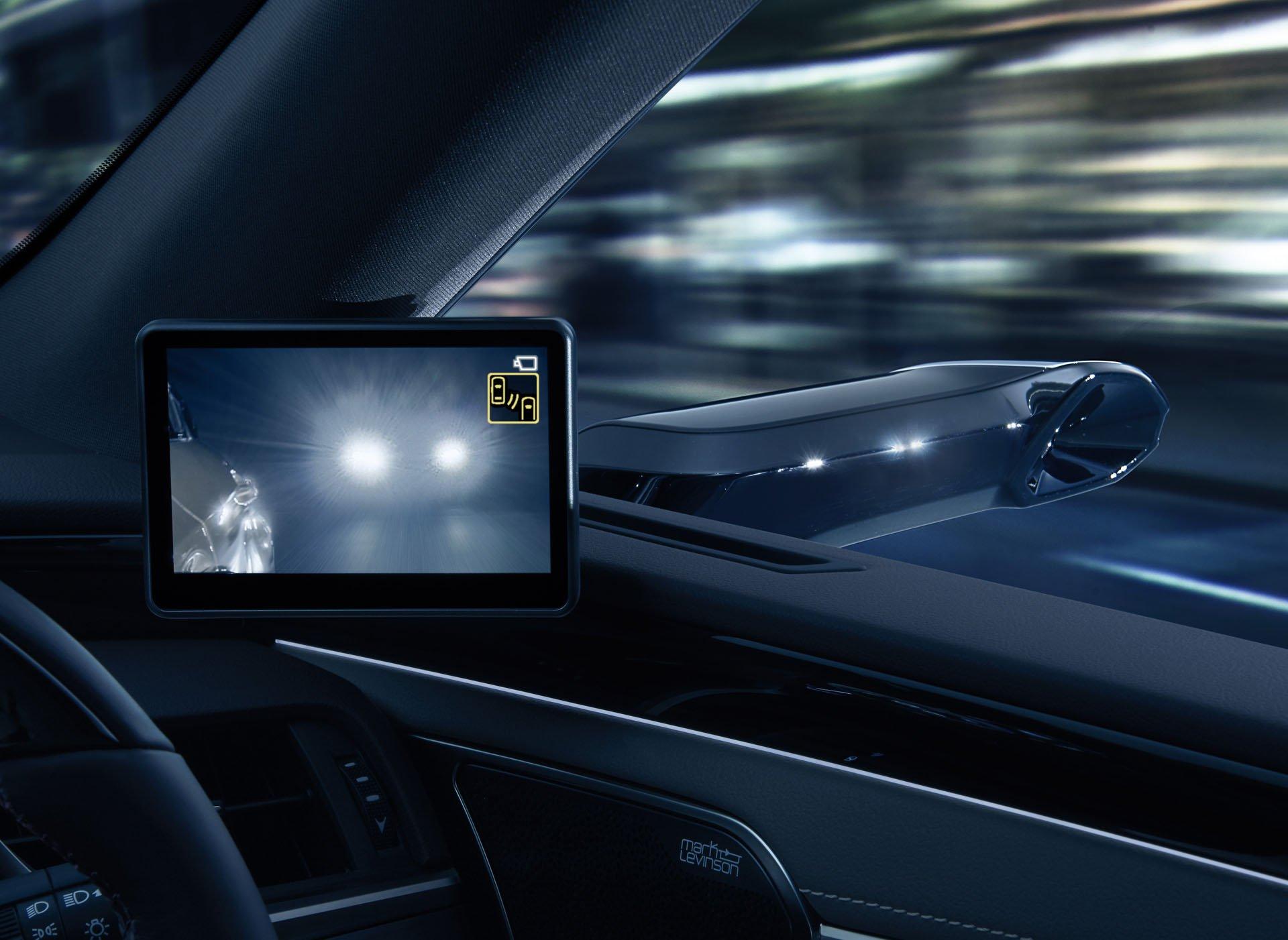 Mirrorless Lexus ES Going On Sale In Japan This October ...