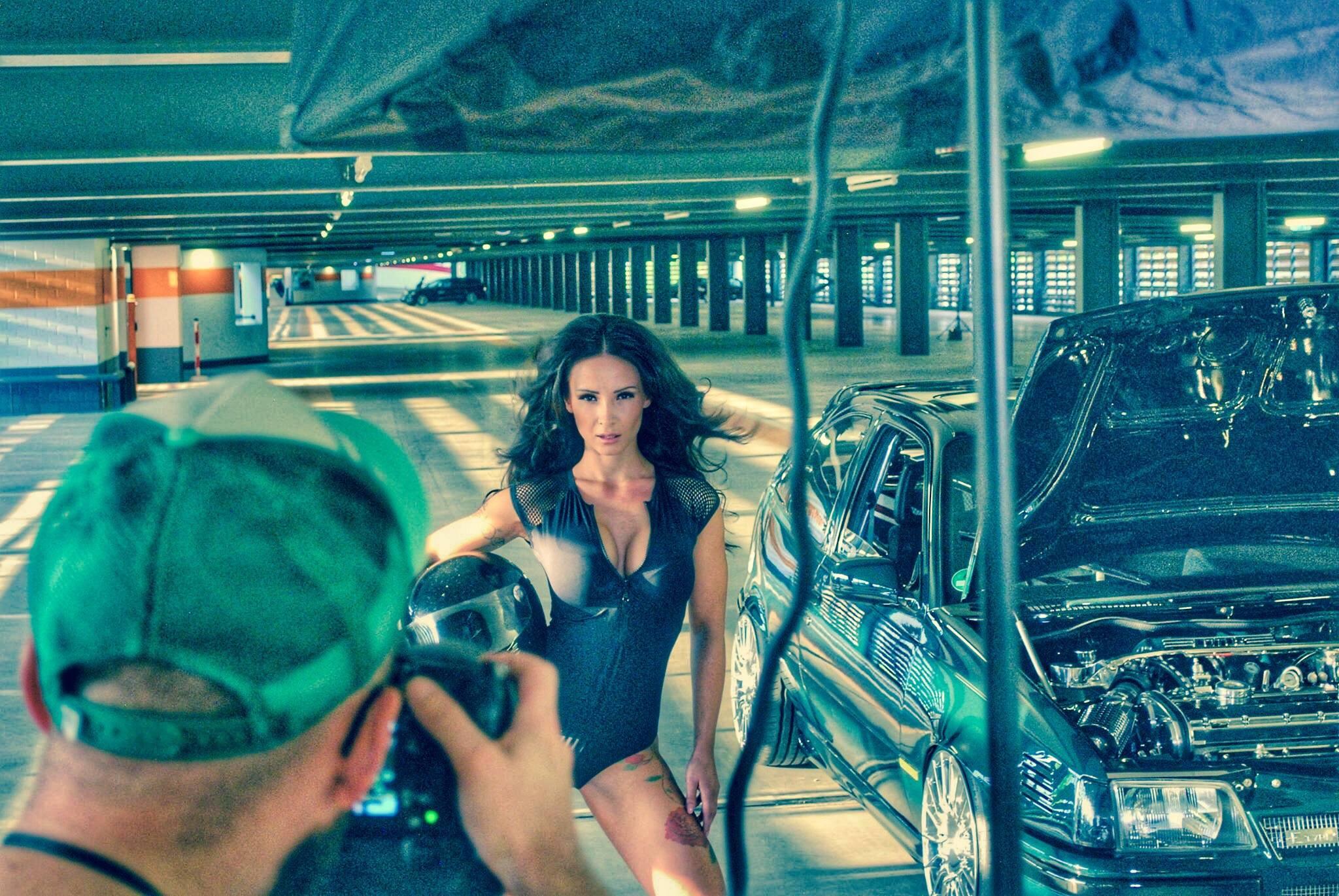Miss Tuning 2016 Calendar Features Sexy Brunette Liane