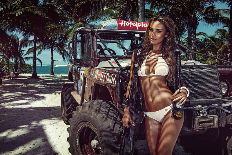 Miss Tuning Calendar 2015 Is Super Sexy Video