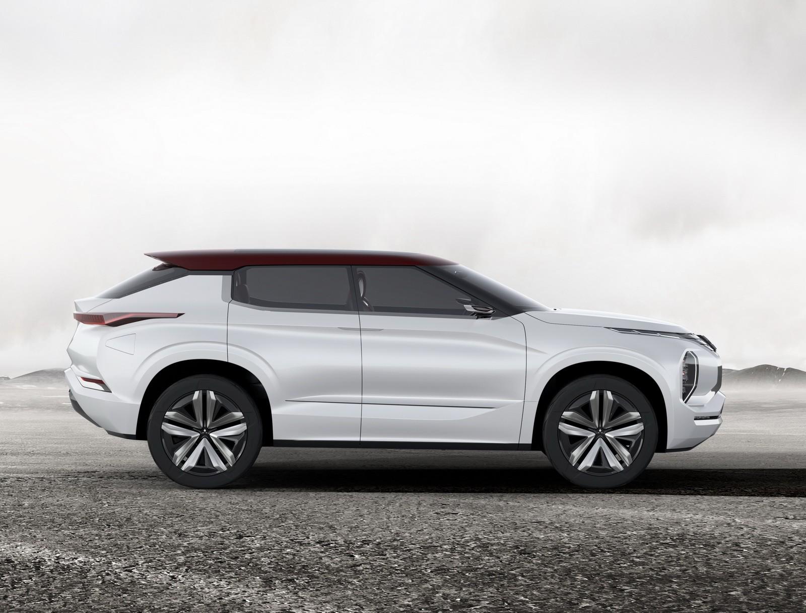 Used Mitsubishi Lancer >> Mitsubishi Grand Tourer PHEV Concept Revealed Ahead of Paris - autoevolution