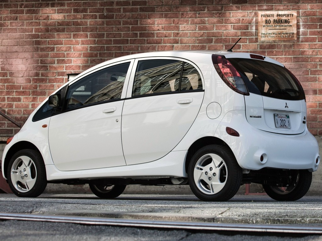 mitsubishi discontinues i miev in the united states no replacement planned autoevolution