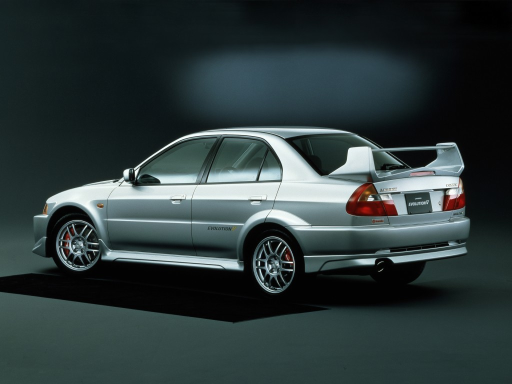 Mitsubishi Lancer Evolution Through The Years Autoevolution
