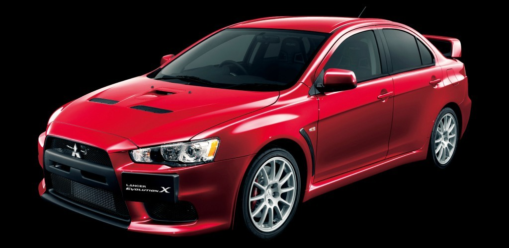 mitsubishi lancer evolution through the years autoevolution. Black Bedroom Furniture Sets. Home Design Ideas