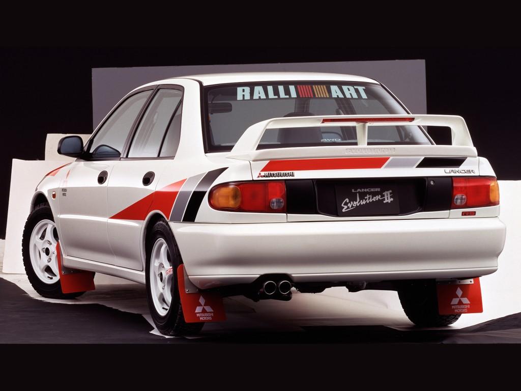 Mitsubishi Lancer Evolution Through The Years Autoevolution