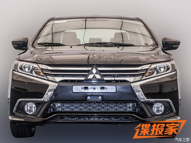 Mitsubishi Lancer Gets Drastic Facelift in China, Looks Like the Outlander - autoevolution