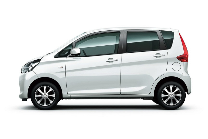 Mitsubishi launches new ek lineup in japan autoevolution
